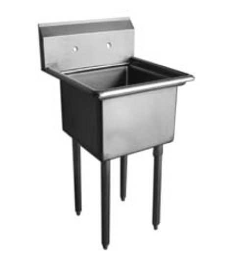 1 BAY SINK NSF-NEW