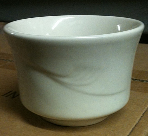 USED BOUILLON CUP
