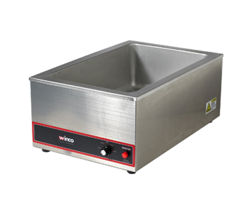 "Food Warmer, 20"" x 12"" opening, energy efficient, electric, 120v/60/1-ph, 1200W"