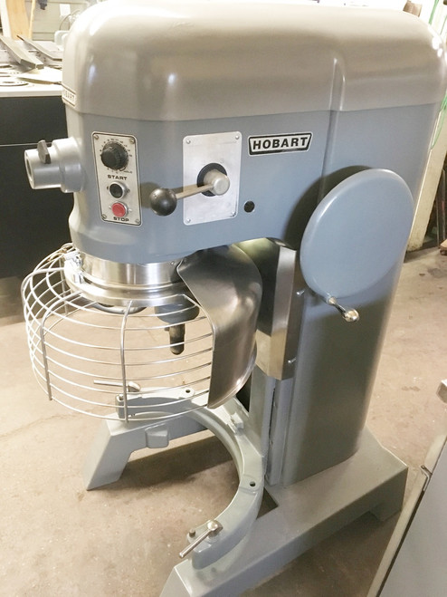 HOBART H600D 60 QT MIXER WITH BOWL GUARD