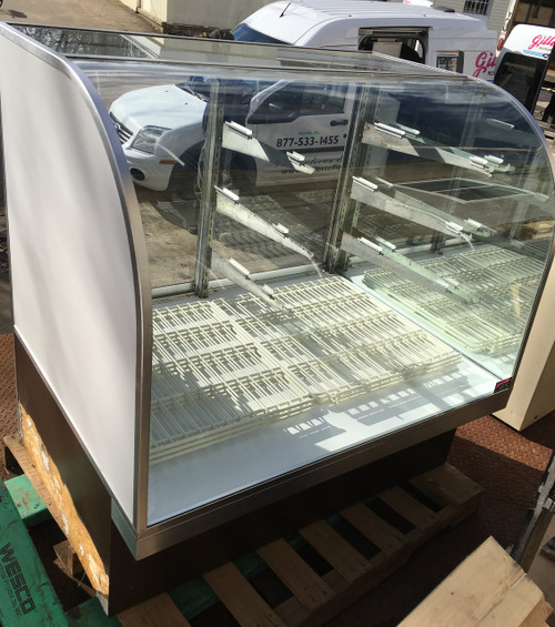 DRY BAKERY DISPLAY CASE 48""