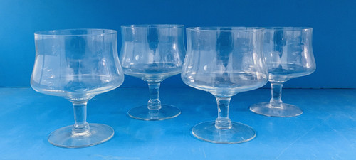 USED COCKTAIL GLASSES