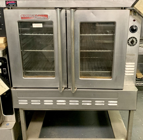 BLODGETT ZEPHAIRE CONVECTION OVEN (NAT GAS)