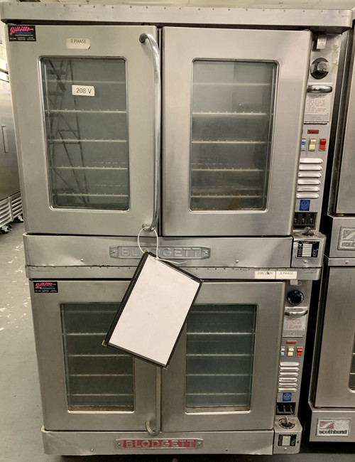 Blodgett, Blogett Convection Oven, Used Equipment, Used Cooking Equipment