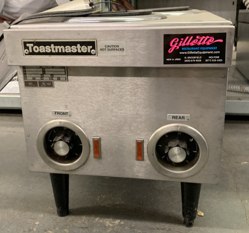 TOASTMASTER 2 BURNER HOT PLATE
