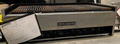 "AMERICAN RANGE 44"" CHARBROILER"