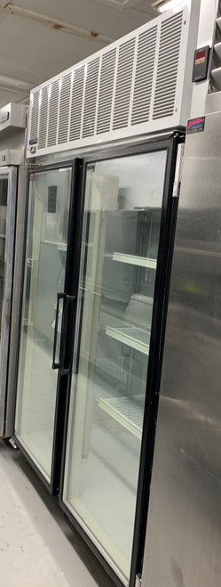MASTER-BILT TLG-52HD 2 DOOR FREEZER (IFS133)