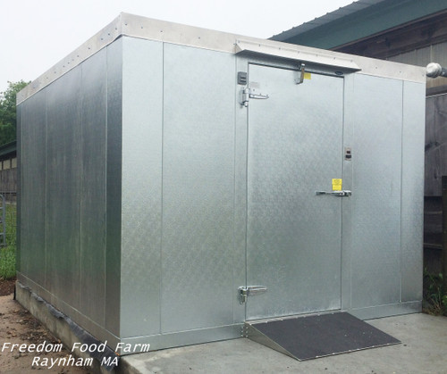 WALK-IN COOLER 2