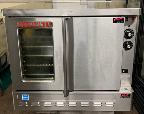 BLODGETT SH1G/AB FULL SIZE CONVECTION OVEN - PROPANE (ACT218)