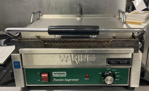 WARING WPG250 PANINI GRILL (BRT239)