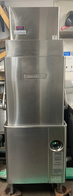 HOBART AM15VLT VENTLESS DISH MACHINE (FHT294)