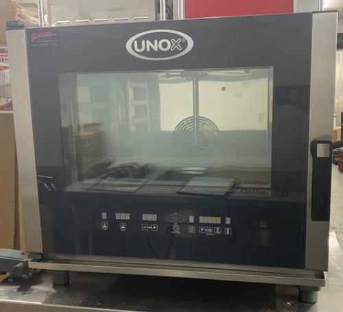 UNOX XAV305-1 HALF SIZE COMBI OVEN (GWT314)