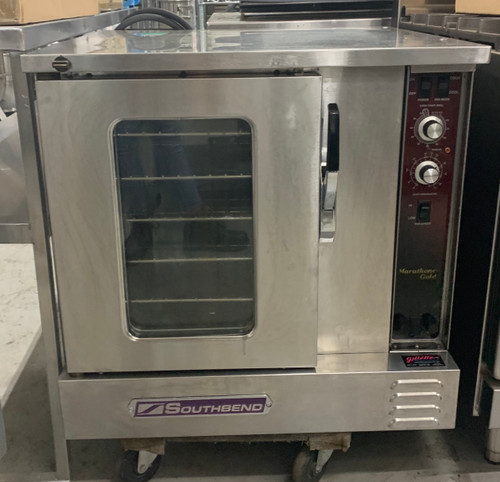 SOUTHBEND EH-10SC 1/2 SIZE ELECTRIC CONVECTION OVEN - 3 PHASE (HKT321)