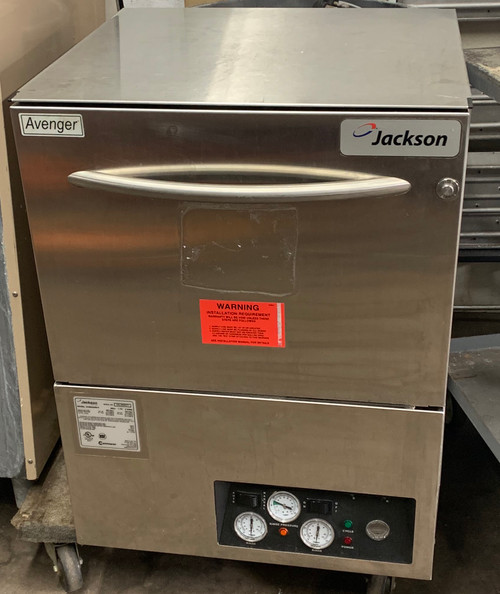 JACKSON AVENGER HT UNDER COUNTER DISH MACHINE (JST360)