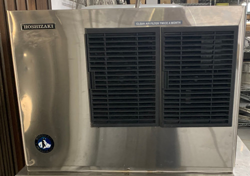 HOSHIZAKI KML-451MAH 450 LB ICE MACHINE (JVT364)