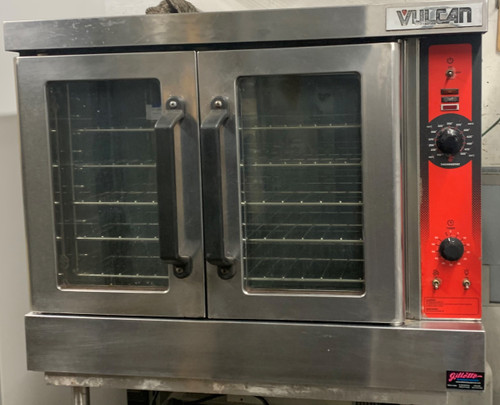 VULCAN VC4GD-11D1 FULL SIZE CONVECTION OVEN - LP GAS (KIT373)