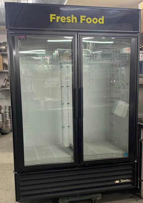 TRUE GDM-49 GLASS DOOR MERCHANDISER (LAT3911) (ARU412) (ARU413)