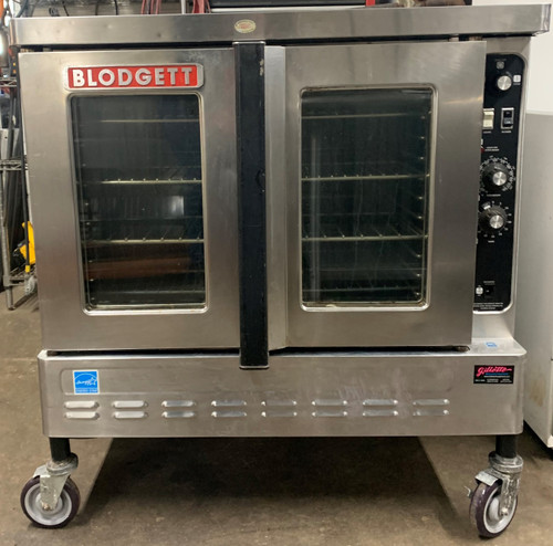 BLODGETT DFG-100-3 FULL SIZE CONVECTION OVEN - LP (BEU437)