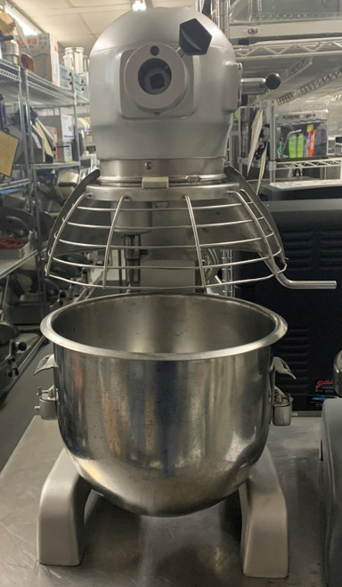 HOBART A-200T 20 QT MIXER WITH BOWL SAFETY (KLT383)