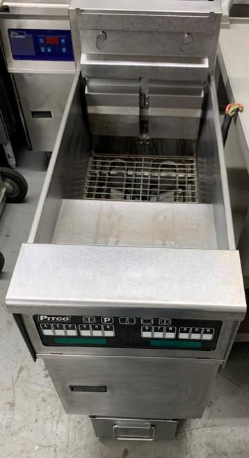 PITCO SFSE14 ELECTRIC FRYER (H5U486)