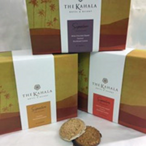 Kahala's Signature Coconut Shortbread Cookies