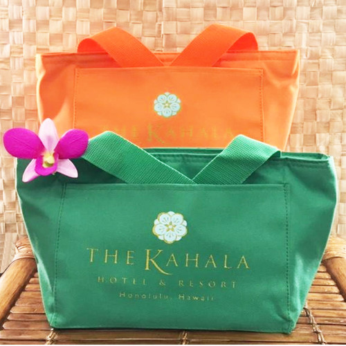 The Kahala Cooler Tote- 7 colors
