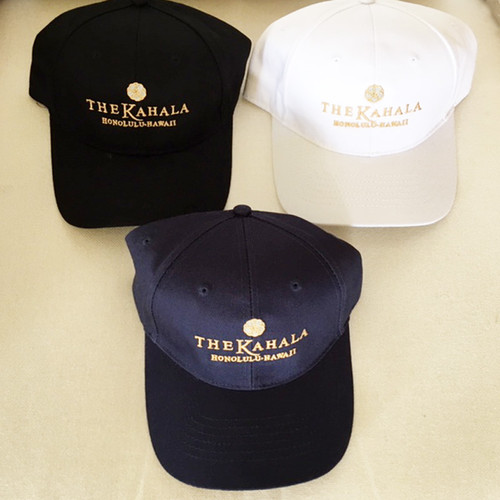 The Kahala Logo Mens Baseball Cap
