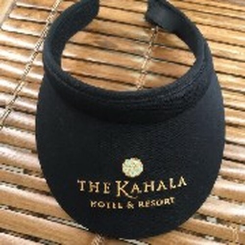 Kahala Logo ClipOn Visor