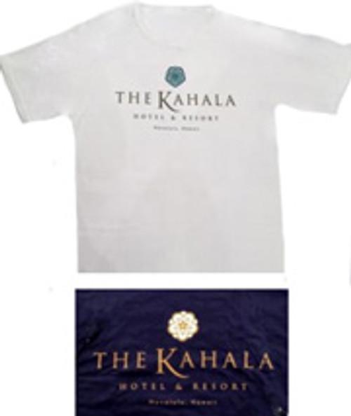 Unisex Comfortable Kahala Logo t-Shirt