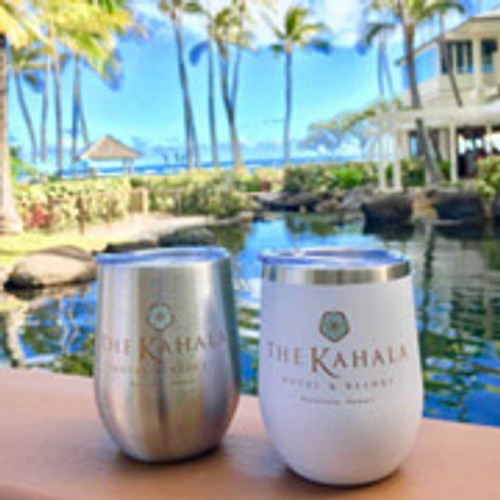 The Kahala Vacuum 12 oz. Tumbler