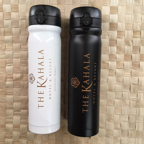 The Kahala Hotel & Resort Logo Thermos