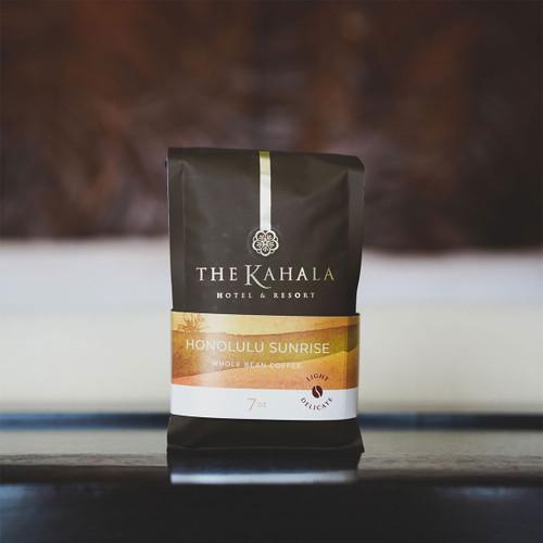 Kahala Signature Coffee - Honolulu Sunrise (whole bean)