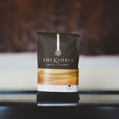 Kahala Signature Coffee - Honolulu Sunrise (whole bean)