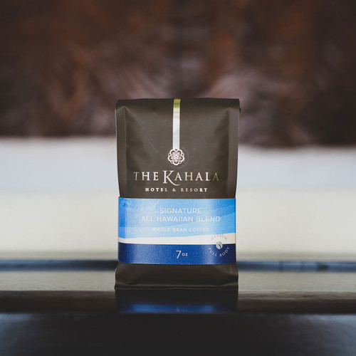 Kahala Signature Coffee - All Hawaiian Blend (whole bean)