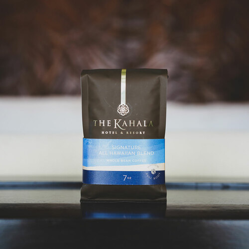 Kahala Signature Coffee - All Hawaiian Blend (whole bean)