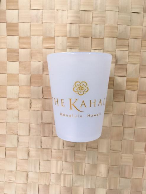 The Kahala Signature Silicone 8 oz Kids Cups