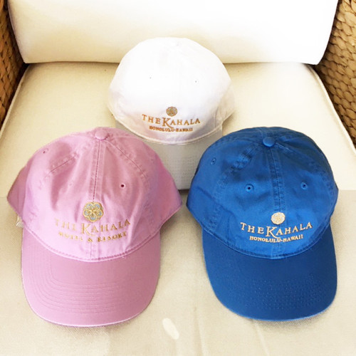 The Kahala logo women's baseball cap