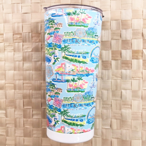 The Kahala Signature 24oz Tumbler