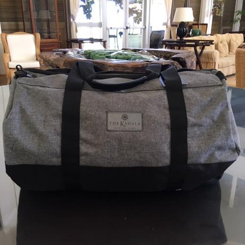 The Kahala Weekender 2-in-1 Duffle / Backpack Bag