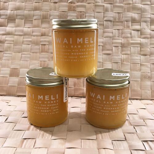 Big Island Local Raw Honey - Dark Blend