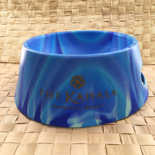 The Kahala Signature Silicone Pet Bowl