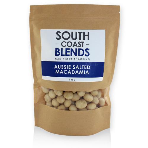 Aussie Salted Macadamias