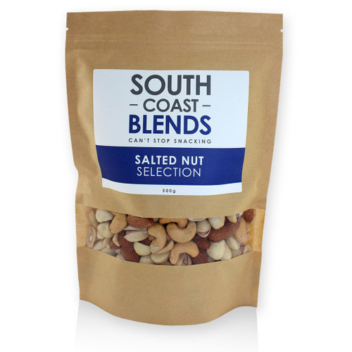 Salted Nut Selection