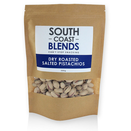Dry Roasted Salted Pistachios