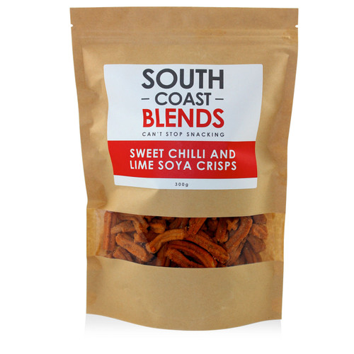 Sweet Chilli and Lime Soya Crisps