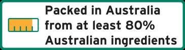 packed in australia 80
