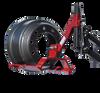 Gray Brake Drum Adapter for DBD-200 Air Disc Brake Dolly