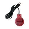 "Silicone Pad Heater- Round 125w, 120v, 3"" (Zerostart 3400031)"