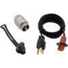 Engine Heater 28mm, 400w, 120v- GM- Gen 3 V8,  Isuzu, Honda (Zerostart 3100005)