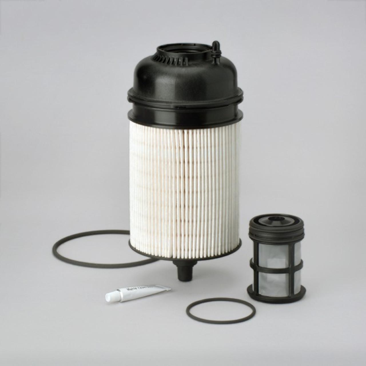 Detroit DD13 /DD15/ DD16 Filter Kit- Oil, FWS & 2 Fuel Filter Kit Donaldson